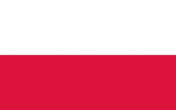 pl 1 - Флаги стран мира в HD! Цвета, значение и символика флагов - Польша | PL