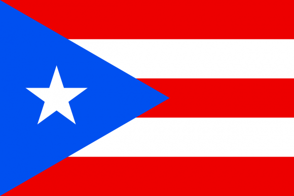 pr 1 - Флаги стран - Пуэрто-Рико | PR