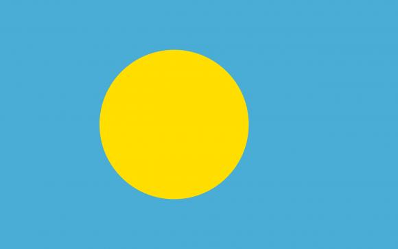 pw 1 - Флаги стран мира в HD! Цвета, значение и символика флагов - Палау | PW