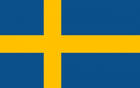 se 1 - Флаги стран мира в HD! Цвета, значение и символика флагов - Швеция | SE