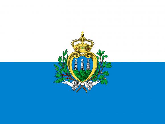 sm 1 - Флаги стран мира в HD! Цвета, значение и символика флагов - Сан-Марино | SM