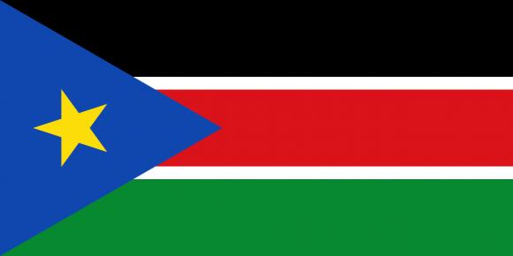 ss 1 - Флаги стран - Южный Судан | SS