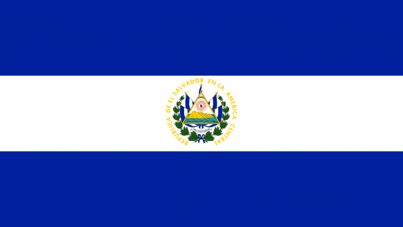 sv 1 - Флаги стран мира в HD! Цвета, значение и символика флагов - Эль-Сальвадор | SV