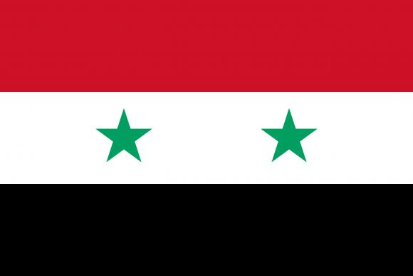 sy 1 - Флаги стран мира в HD! Цвета, значение и символика флагов - Сирийская Арабская Республика | SY