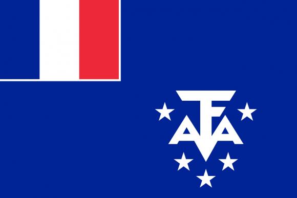 tf 1 - Флаги стран мира в HD! Цвета, значение и символика флагов - Французские Южные территории | TF