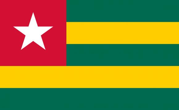 tg 1 - Флаги стран - Того | TG
