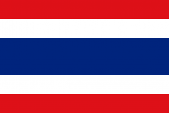 th 1 - Флаги стран мира в HD! Цвета, значение и символика флагов - Таиланд | TH