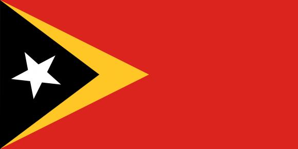 tl 1 - Флаги стран мира в HD! Цвета, значение и символика флагов - Тимор-Лесте | TL