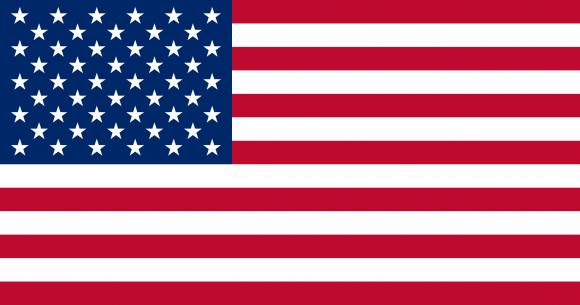 us 1 - Флаги стран - Соединенные Штаты Америки | US