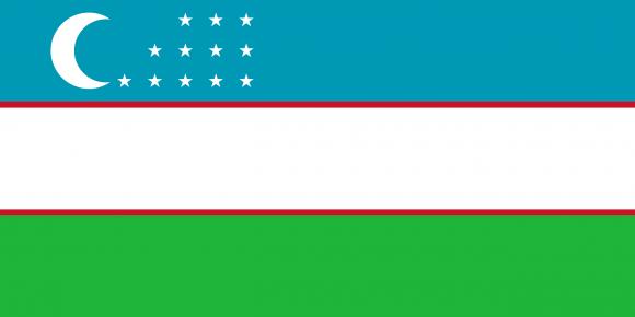 uz 1 - Флаги стран мира в HD! Цвета, значение и символика флагов - Узбекистан | UZ