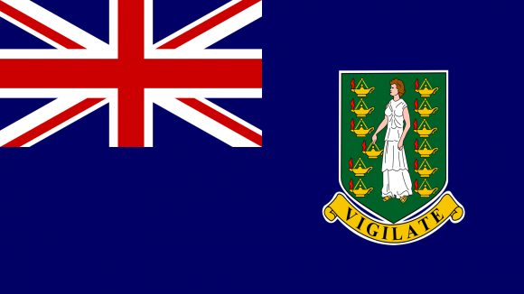 vg - Флаги стран мира в HD! Цвета, значение и символика флагов - Виргинские острова (Британские) | VG