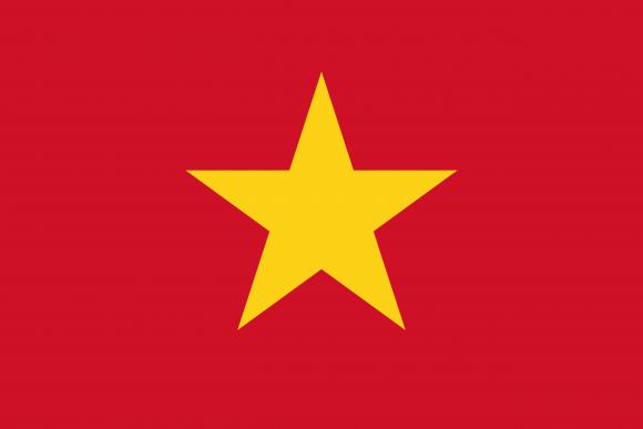 vn 1 - Флаги стран мира в HD! Цвета, значение и символика флагов - Вьетнам | VN