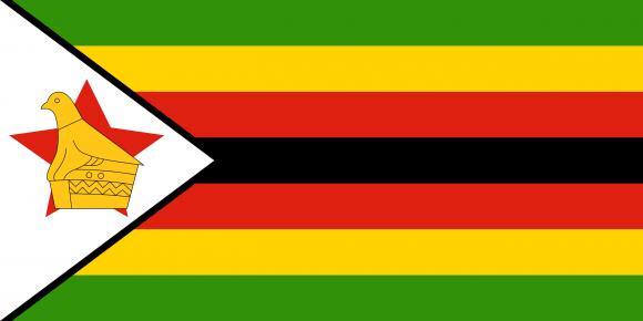 zw 1 - Флаги стран - Зимбабве | ZW