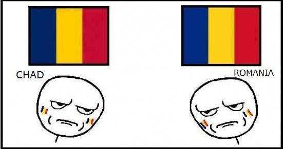1448880595170676983 - Флаги стран - Похожие флаги стран мира (картинка, trollface, мемы)