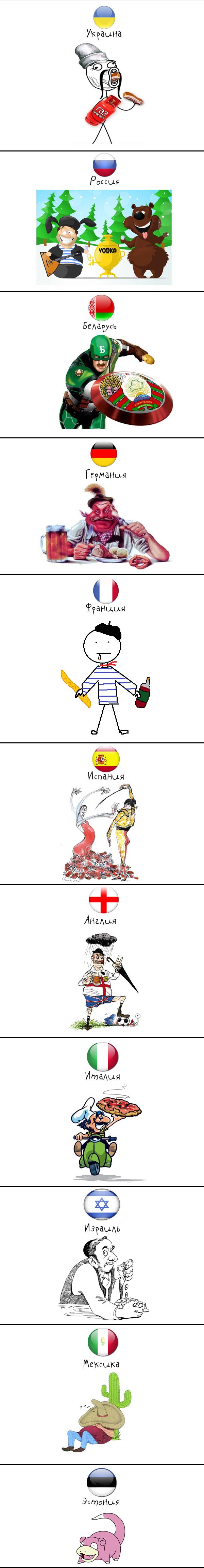 1368982180 1070407777 - Флаги стран мира в HD! Цвета, значение и символика флагов - Стереотипы о странах и народах, часть 2