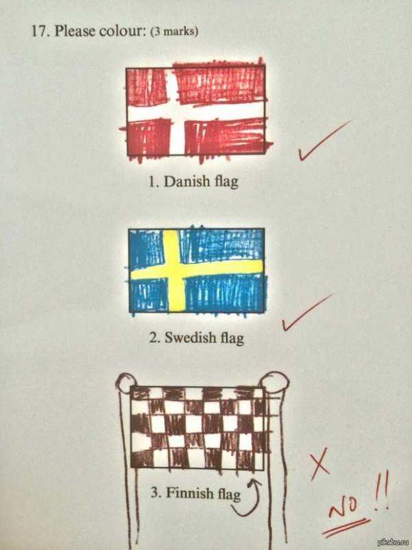 1444157651 1981954083 - Флаги стран мира в HD! Цвета, значение и символика флагов - Игра слов