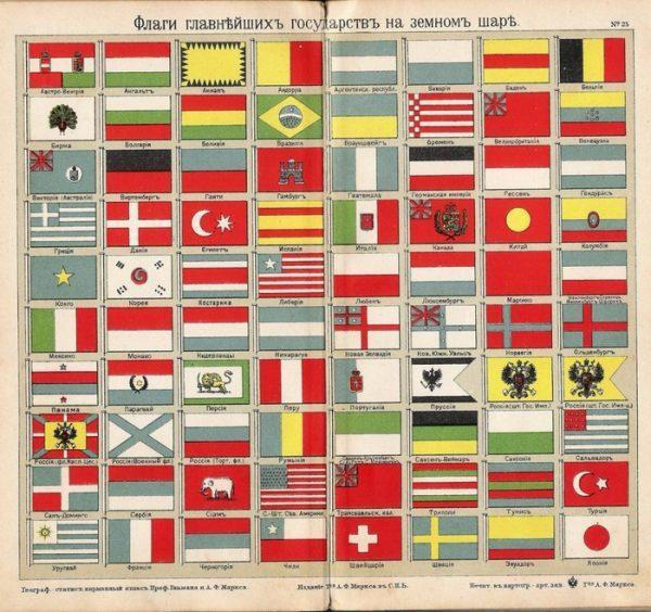 1521826488136423914 - Флаги стран - Определите дату (загадка с флагами)