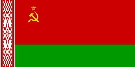 Флаг БССР 1951-91